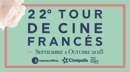 22 Tour Cine Francés