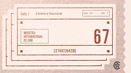 67 Muestra Internacional de Cine