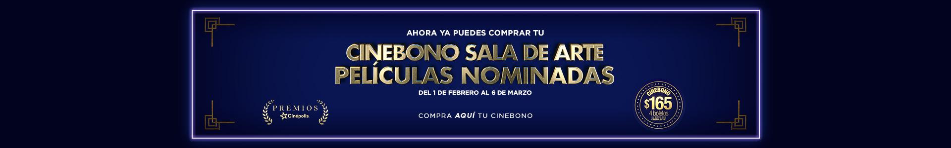 Películas nominadas 2019