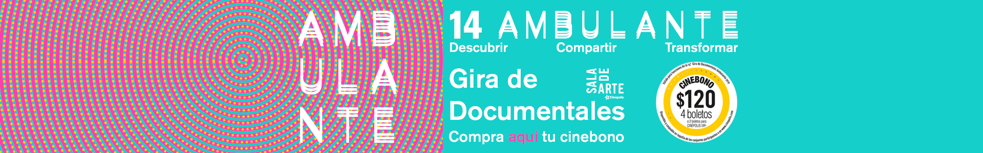 Gira Documentales Ambulante