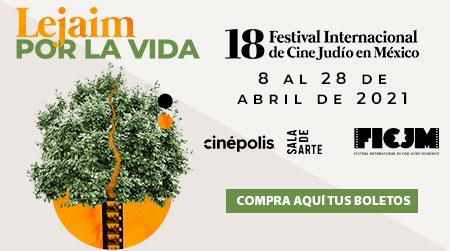 18 Festival de Cine Judio