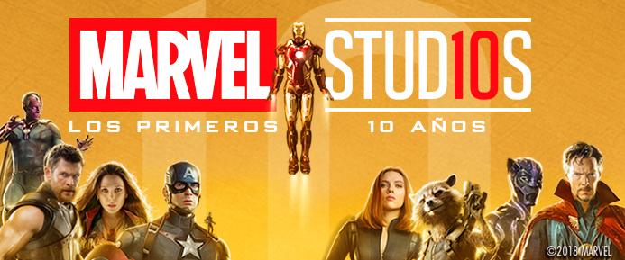 Marvel® 10 años