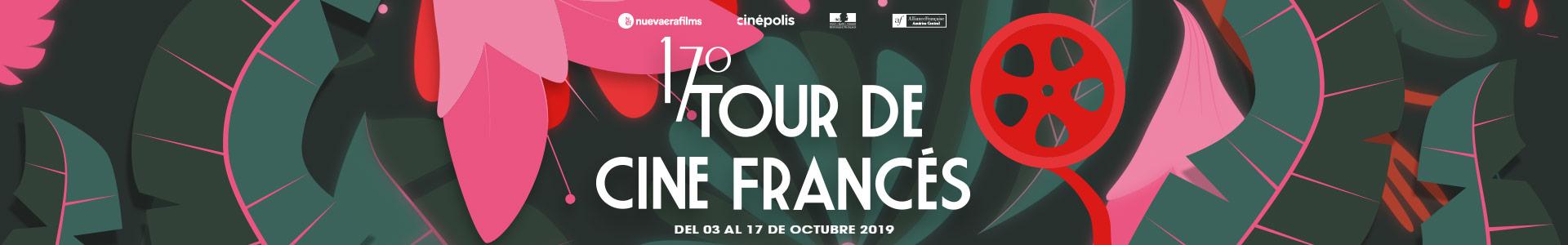 17º Tour de Cine Francés