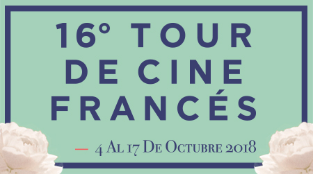 16º Tour de Cine Francés