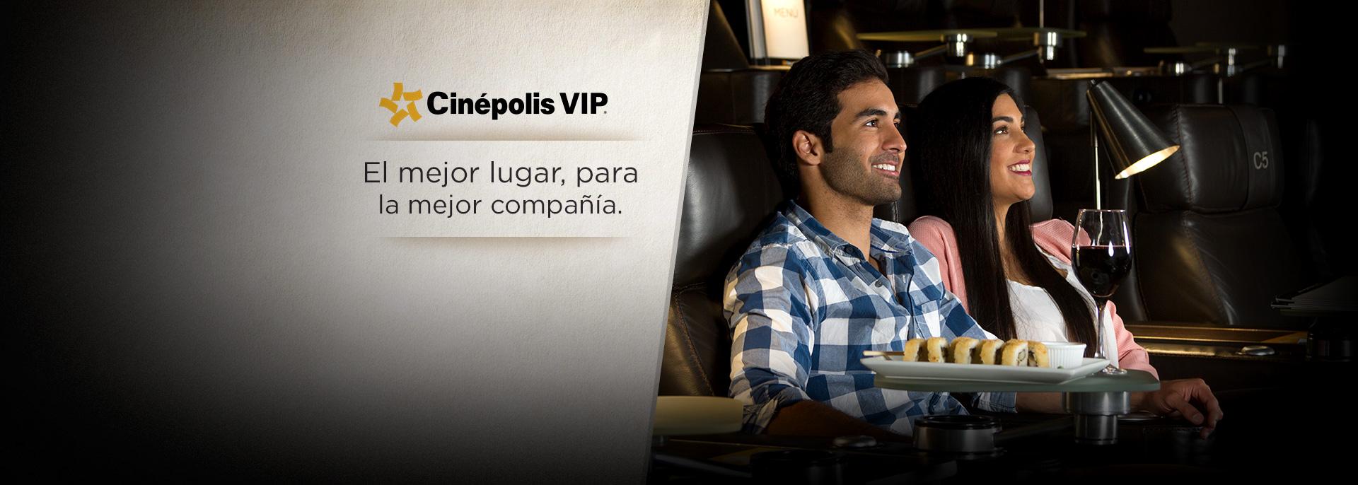 Cinépolis VIP