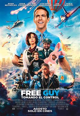 free-guy-tomando-el-control