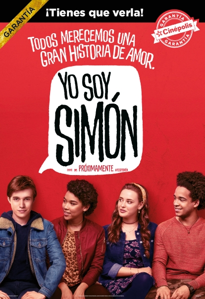 Image result for yo soy simon