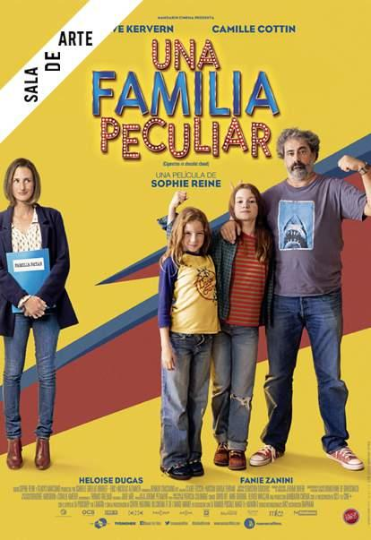 una familia peculiar On cartelera cinemex salamanca