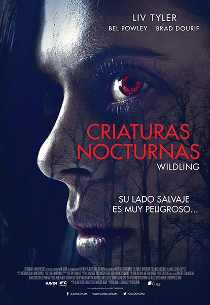 criaturas nocturnas On cartelera cinemex salamanca